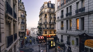 European Cities Hotel Forecast S1 2017 update - Paris